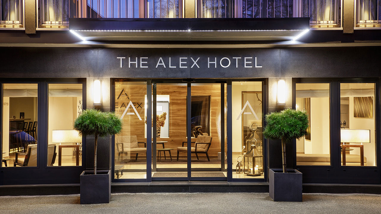 The Alex Hotel Freiburg - The Alex Hotel - Bild 1